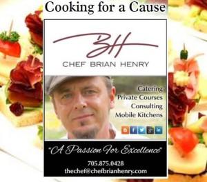 Chef Brian Henry
