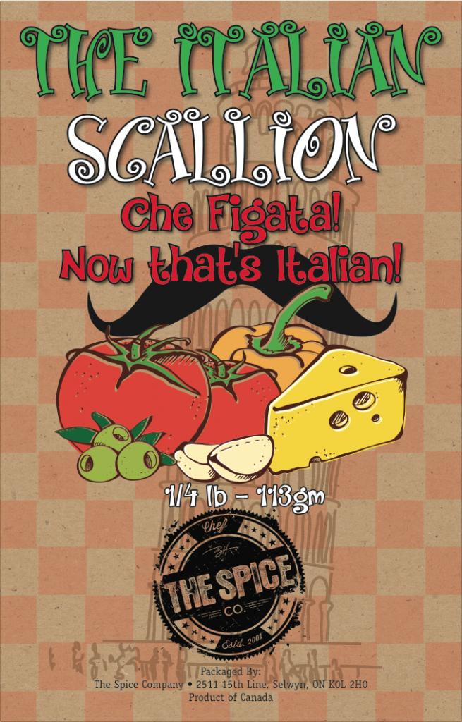 Italian-Scallion