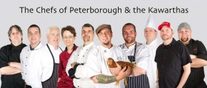 The Chefs of Peterborough