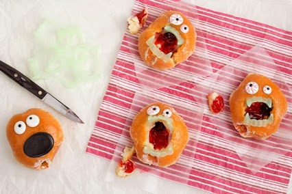Zombie-Donuts